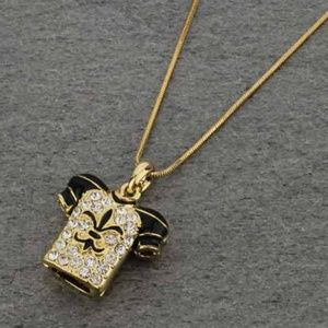 Jewelry - New Orleans Saints JERSEY Pendant Necklace